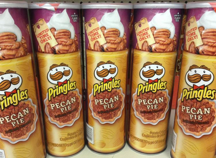10 Of The Weirdest Pringles Flavors Ever Invented