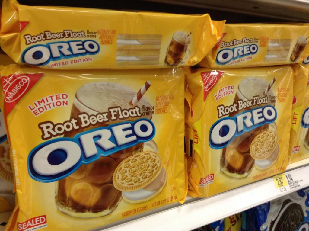 weird oreo flavors