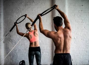 8 Partner Workouts To Do With Your Beau Or Bestie