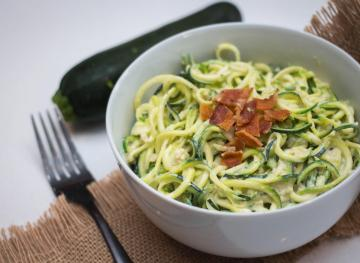 5 Veggie Noodle Recipes To Make For A Healthier Pasta Dinner