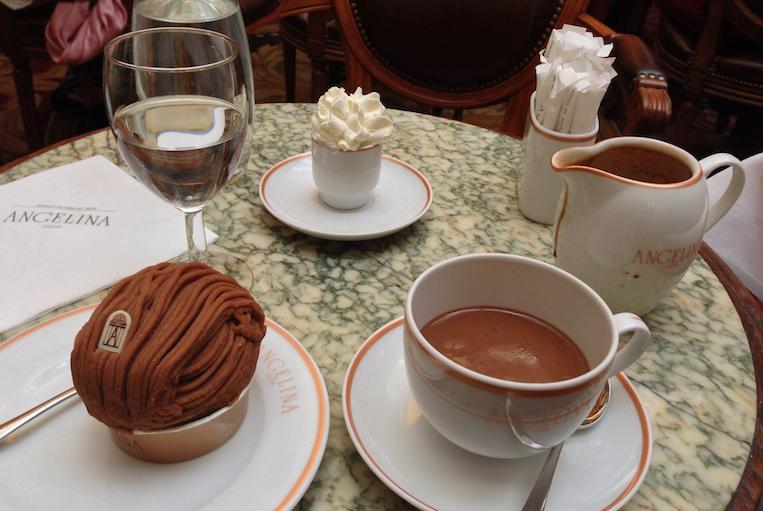 best desserts in paris