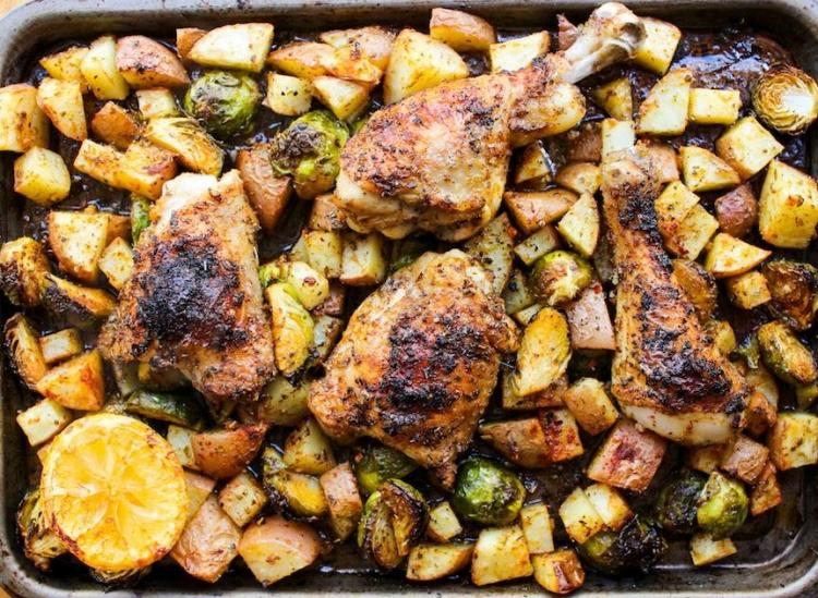 7 Sheet Pan Dinners For Easy-Breezy Weeknight Meals