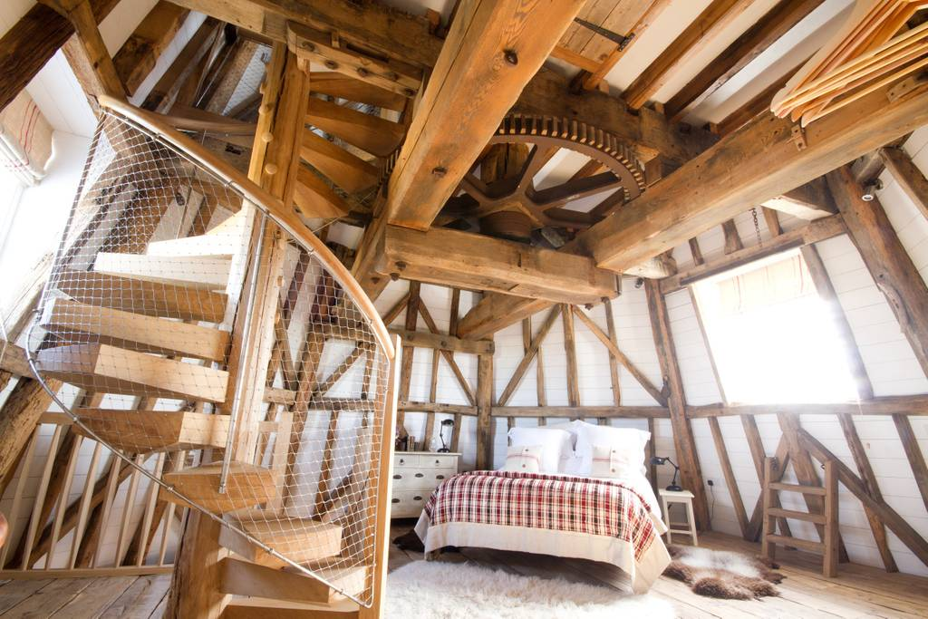 England windmill Airbnb