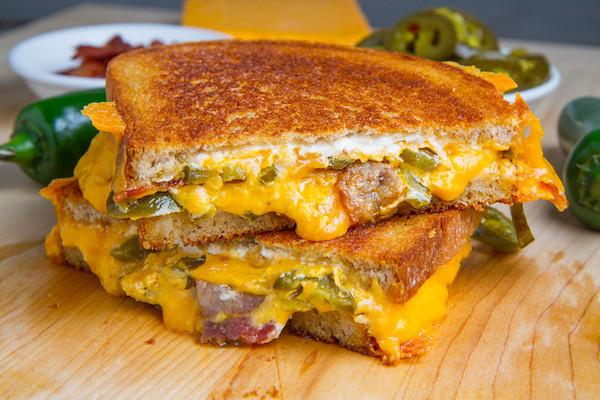 genius grilled cheese combos you need