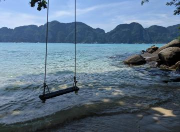 Explore Swimming Holes And Jungle Rope Climbs On This Thai Beach Hike