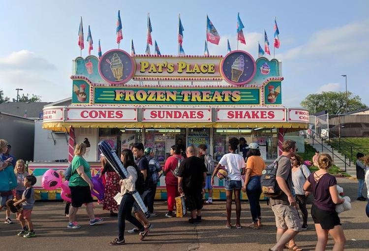 state fair food recipes