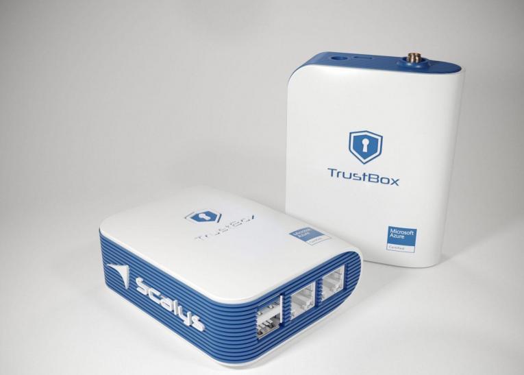 ces 2019 trustbox
