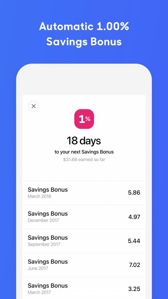 digit app savings bonus