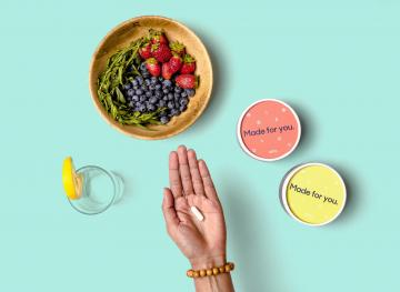 This Personalized Multivitamin Changes To Meet Your Body's Needs