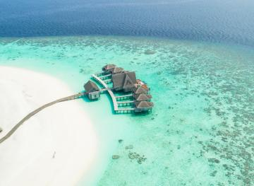 Dreaming Of An Overwater Bungalow? These Are The Most Affordable Splurges Out There