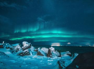 How To Find The Northern Lights In Iceland