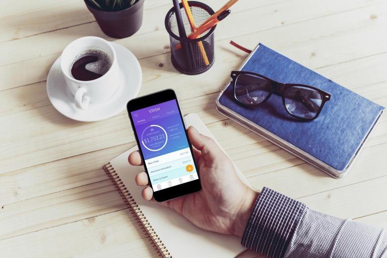 stash investing app saving money