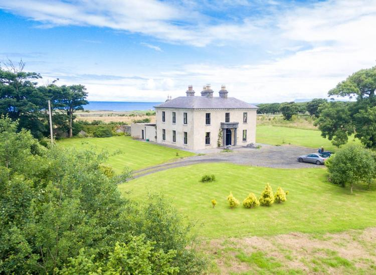 This Castle-Like House In Ireland Offers The Ultimate Romantic Escape
