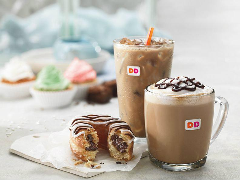 dunkin weird facts