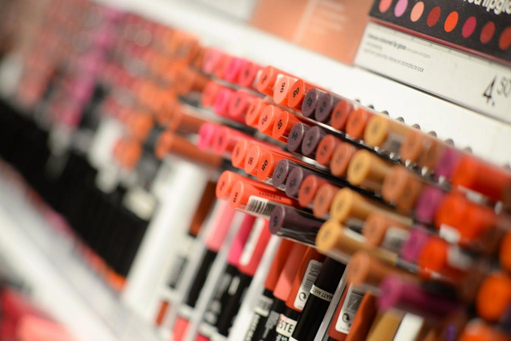 how dirty are the testers at makeup counters
