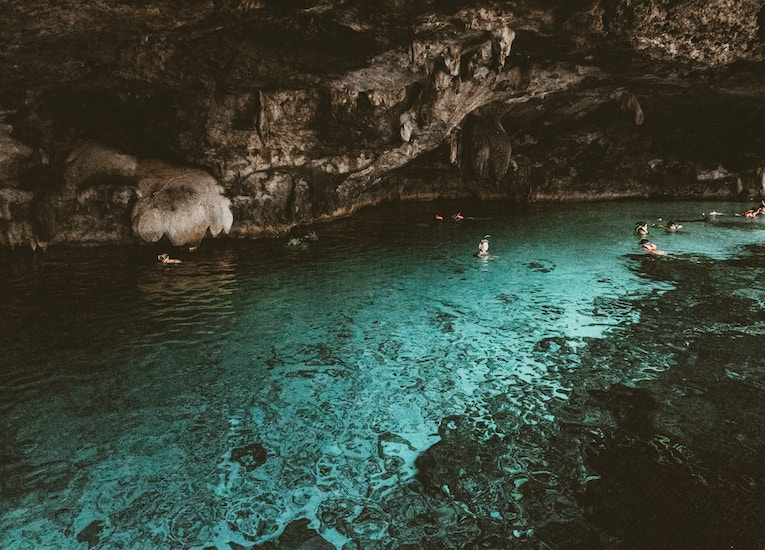 what is a cenote