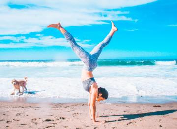 8 Instagram Accounts You Need To Follow For Some Serious Fitness Inspo