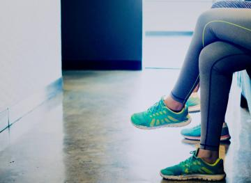 Gym Anxiety Is Real —Here's What To Do To Get Past It