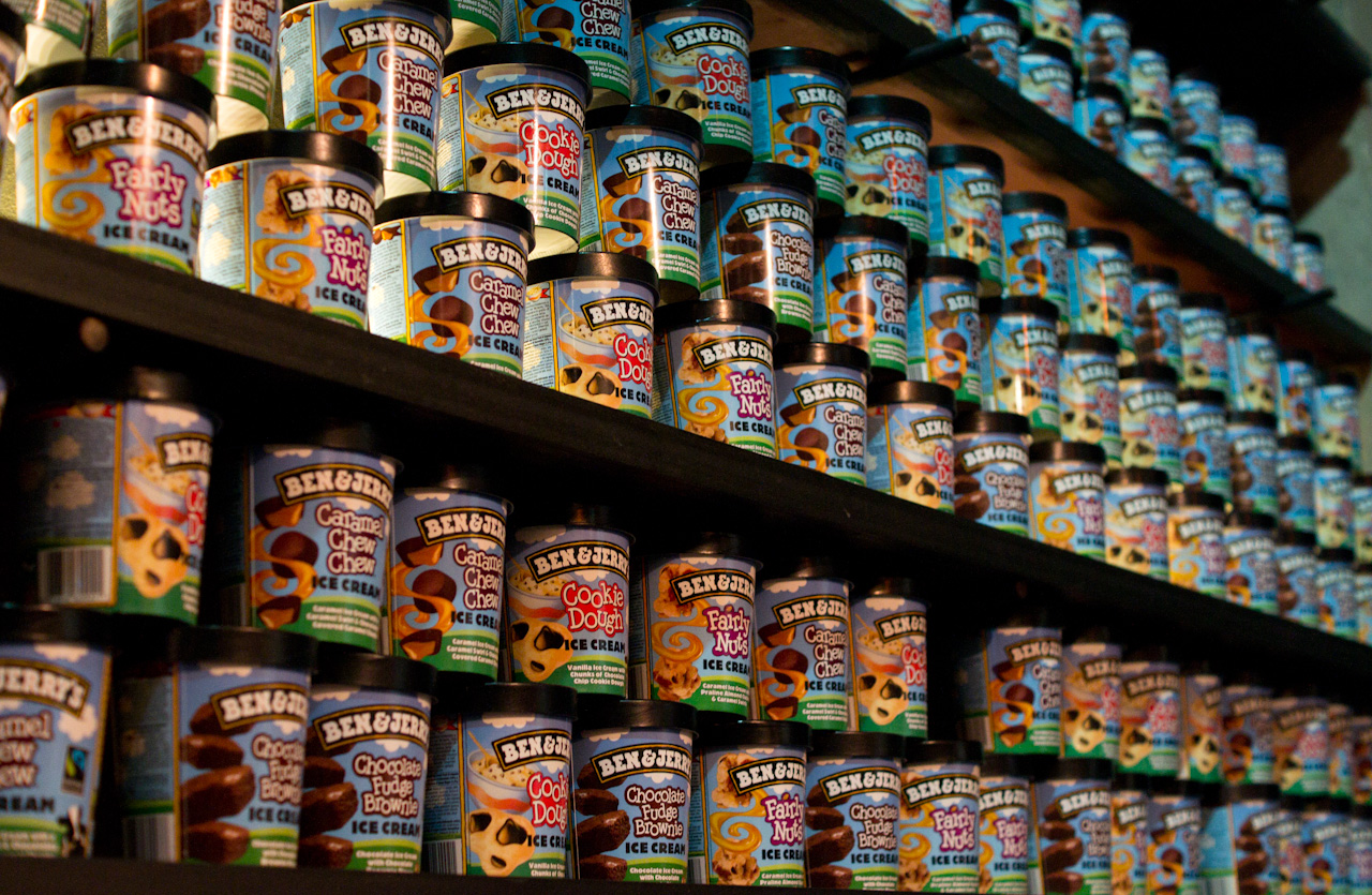 Weird Ben And Jerry's Flavors That Sit At The Ice Cream ...
