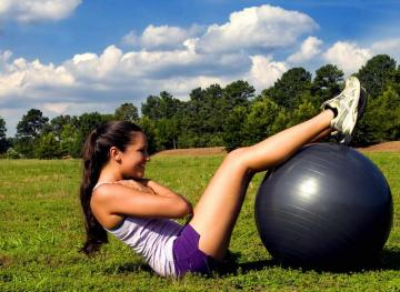 6 Scorching Ways To Use A Stability Ball