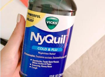 This Is Why You Have Such Crazy Dreams When You Take NyQuil