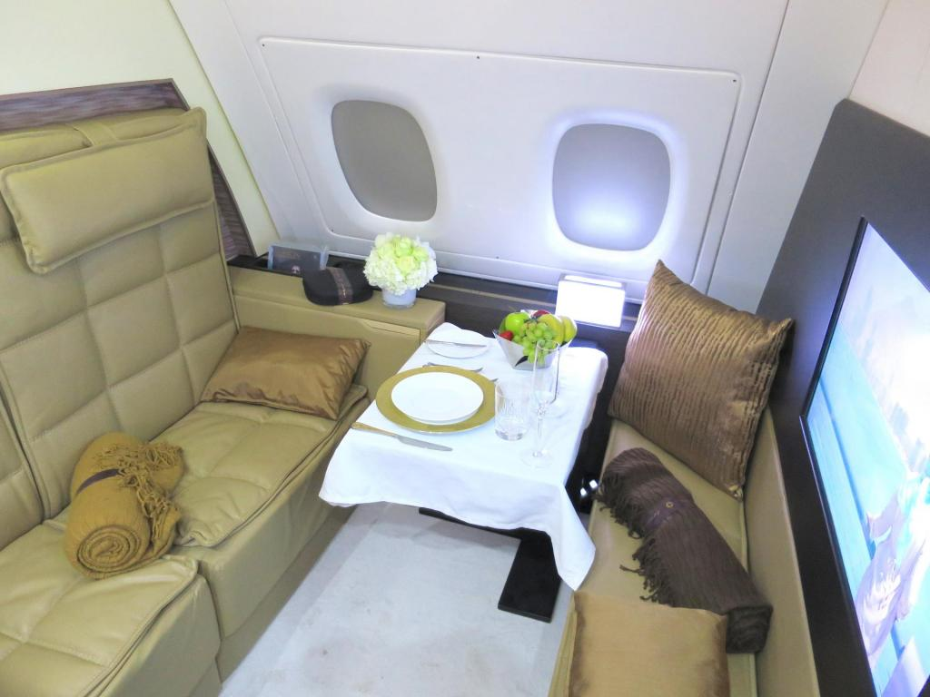 best luxury airlines