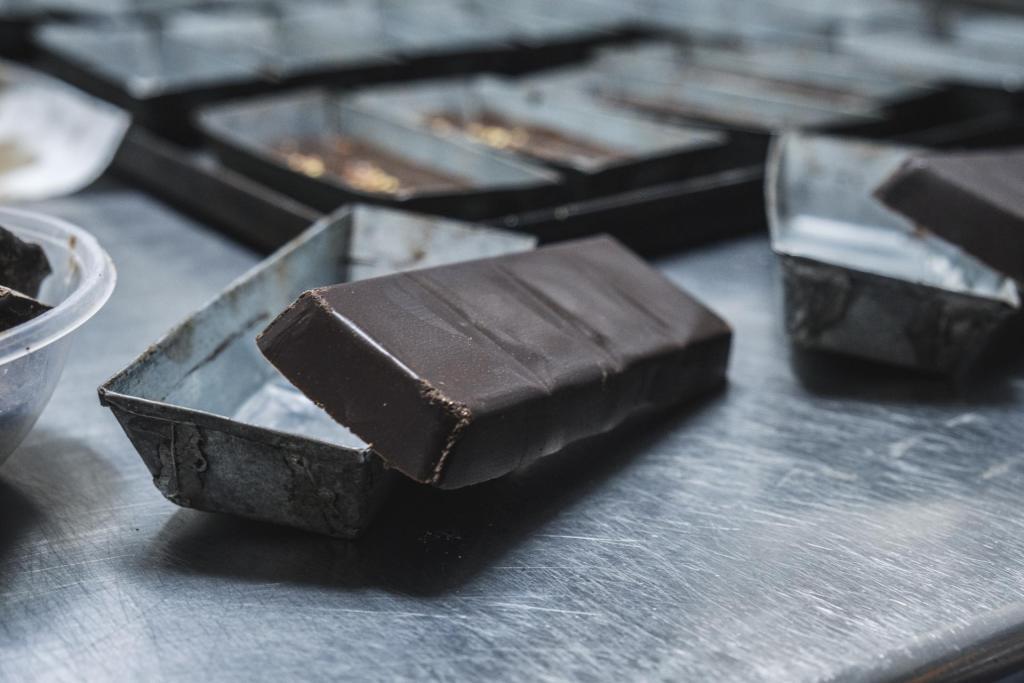 chocolate taster job