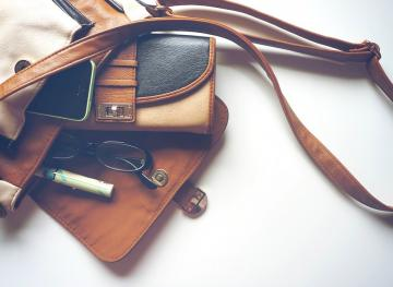Your Purse Is One Of The Germiest Things You Own