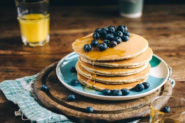 04/18/19 Newsletter: Fluffiest Pancakes Ever