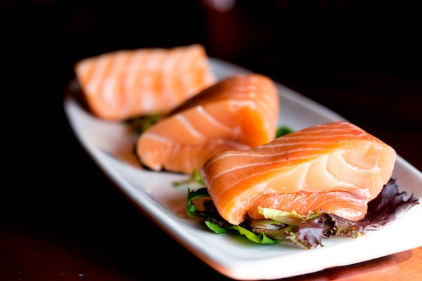 why salmon is good for your brain