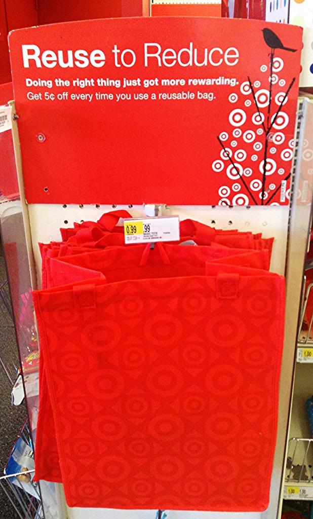 target bag