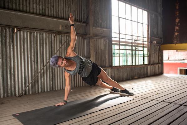 fiercest core-defining workout