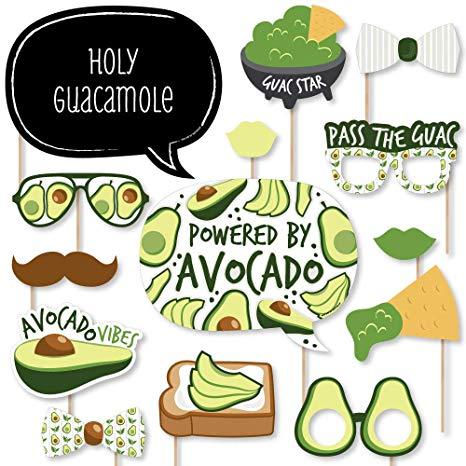 avocado props