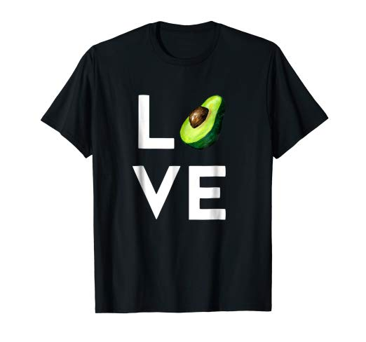 avocado t shirt
